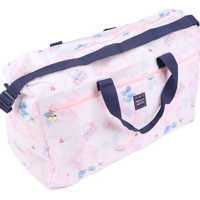 Hello Kitty Foldable Overnight Bag: Garden Rose