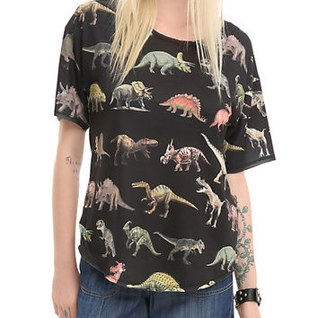 Dinosaur Party Top