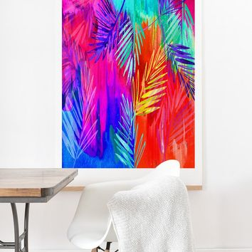 Holly Sharpe Tropical Heat 01 Art Print And Hanger