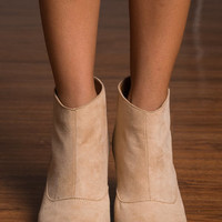 Campfire Casual Booties