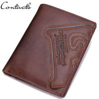 Men Leather Bags Multi-function Wallet [9026454339]