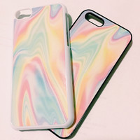 Rainbow Spill IPhone Case