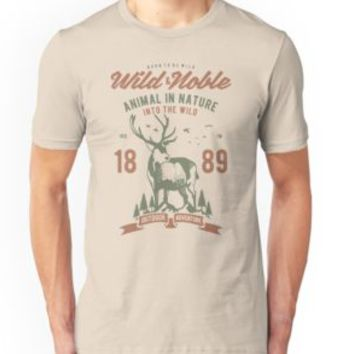 'DEER STAG' T-Shirt by Super3