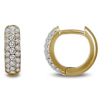 Lafonn 'Lassaire' Hoop Earrings | Nordstrom