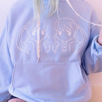 Anime Girls Sweater