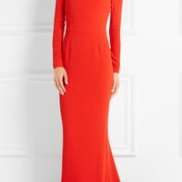 Stella McCartney - Giorgelli stretch-crepe gown