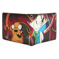 Adventure Time Gabe Bi-Fold Wallet