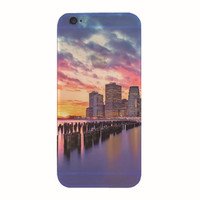 My City iPhone 5S 6 6S Plus Case + Gift Box-127