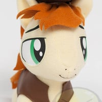 CHIBI Braeburn MLP Hand-Made Custom Craft Plush