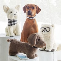 Bluetooth Rockin Plush Speaker Pets