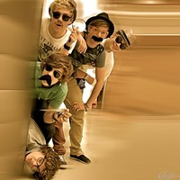 1 direction, boy-band, british, curly, cute - inspiring picture on Favim.com