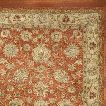 Dee Persian-Style Rug | Pottery Barn