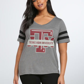 Texas A&M Football Tee