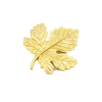 Korean Gold Leaf Hair Clip Hair Accessories Headwear Accessory [6056797313]