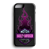 Harley Davidson Purple iPhone 6 Case