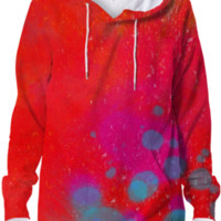 Red Splatter created by chobopop | Print All Over Me
