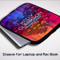 Heartbeat Song X0674 Sleeve for Laptop, Macbook Pro, Macbook Air (Twin Sides)