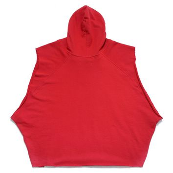 CUT OFF PULLOVER