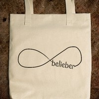 Belieber tote bag. - Belieber Giveaways