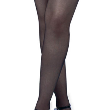 Basic Plus Size Thigh High Stockings