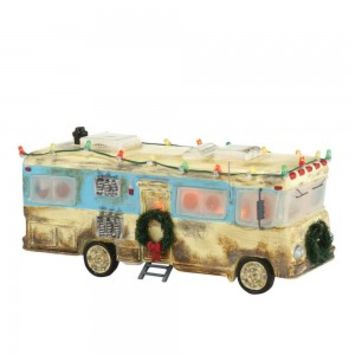 Department 56 Christmas Vacation Snow Village Cousin Eddie's RV 4030734