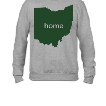 OHIO HOME STATE - Crewneck Sweatshirt