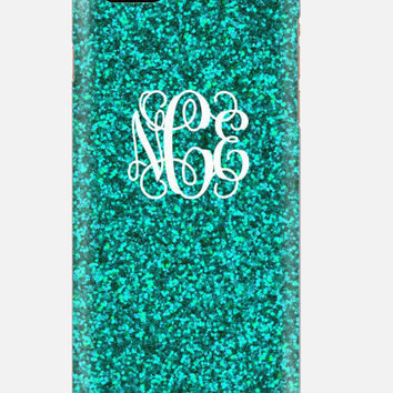 iPhone 6 case , Baby Bokeh iPhone 6 Case , Teal Bokeh iPhone 6 Case , iPhone 5C Case | cellcasebythatsnancy