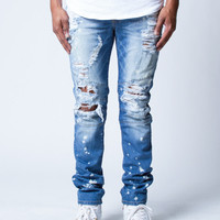Jax | Biker Denim