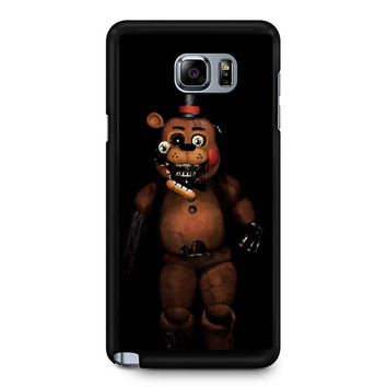 Five Nights At Freddy S Samsung Galaxy Note 5 Case