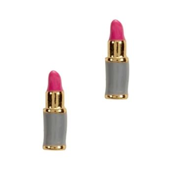 kate spade new york Lipstick Stud Earrings at Von Maur