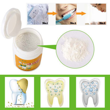 Teeth Whitening Scaling Powder Oral Hygiene Cleaning Teeth Plaque Tartar Removal Coffee Stains Tooth White Powders