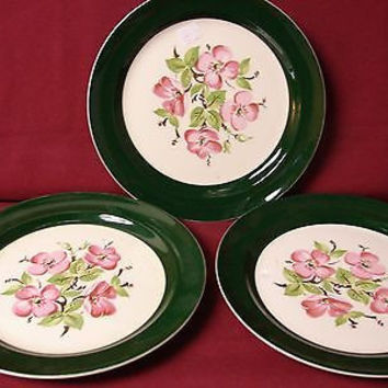 Taylor Smith & Taylor Made in USA Pattern 6532  3 Bread Plate