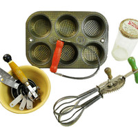 Kitchenware, Instant Vintage Kitchen, Oventex, A & J