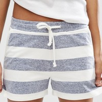 Vero Moda | Vero Moda Stripe Shorts at ASOS