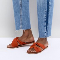 Warehouse Knot Slider at asos.com
