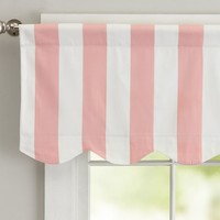 The Emily & Meritt Cabana Stripe Valance