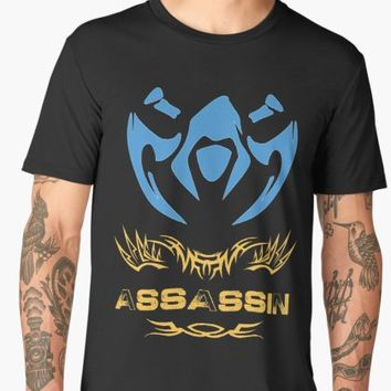 """League of Legends FIGHTER [emblem]"" Men's Premium T-Shirt by Naumovski 
