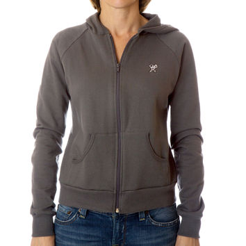 WOMEN's READY FLEECE - Asphalt