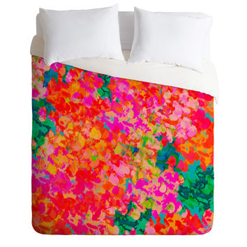 Rebecca Allen Some Enchanted Evening Duvet Cover