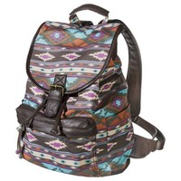 Mossimo Supply Co. Aztec Print Backpack - Teal