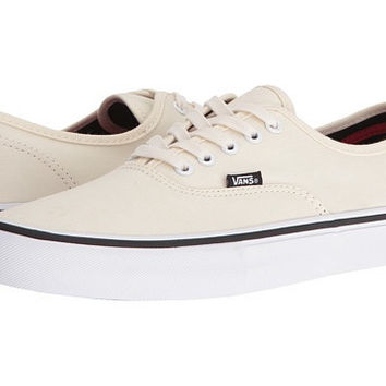 Vans Authentic-Birch/Wht