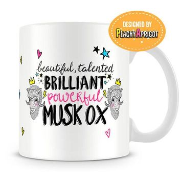 Awesome compliments mug