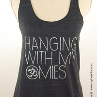 Hanging with my OMies - Yoga Tank Top
