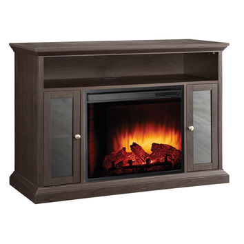 Electric Fireplace Space Heater TV Stand 13500 Watt