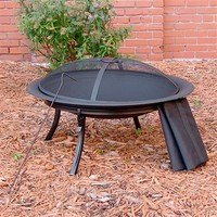 Outdoor Classics Portable Camping Fire Pit