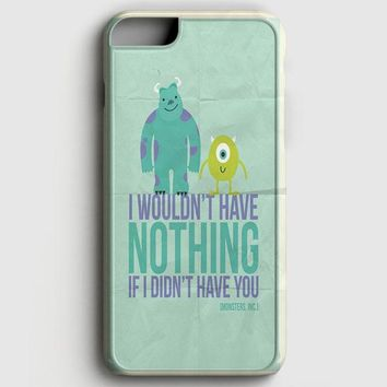 Monsters Inc iPhone 6 Plus/6S Plus Case | casescraft