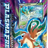 Pokemon Card Game Plasma FREEZE (BW9) Theme Deck Leafeon