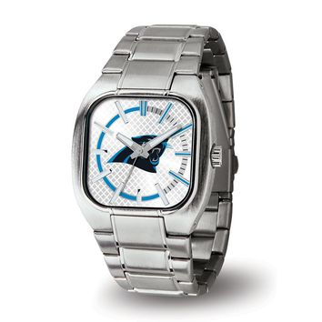 Carolina Panthers NFL Turbo Series Men's Watch