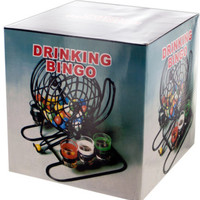 Bingo Drinking Game