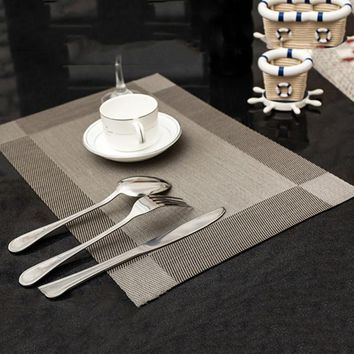 High Grade Retro Cup Coaster Dining Table Placements